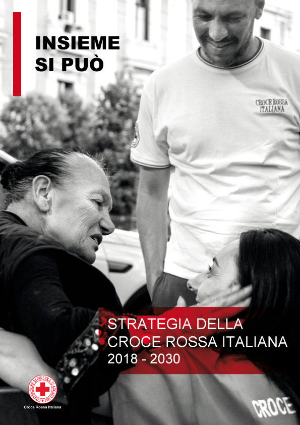 Croce Rossa Italiana Strategia2030